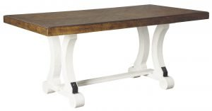 shabby chic dinette table