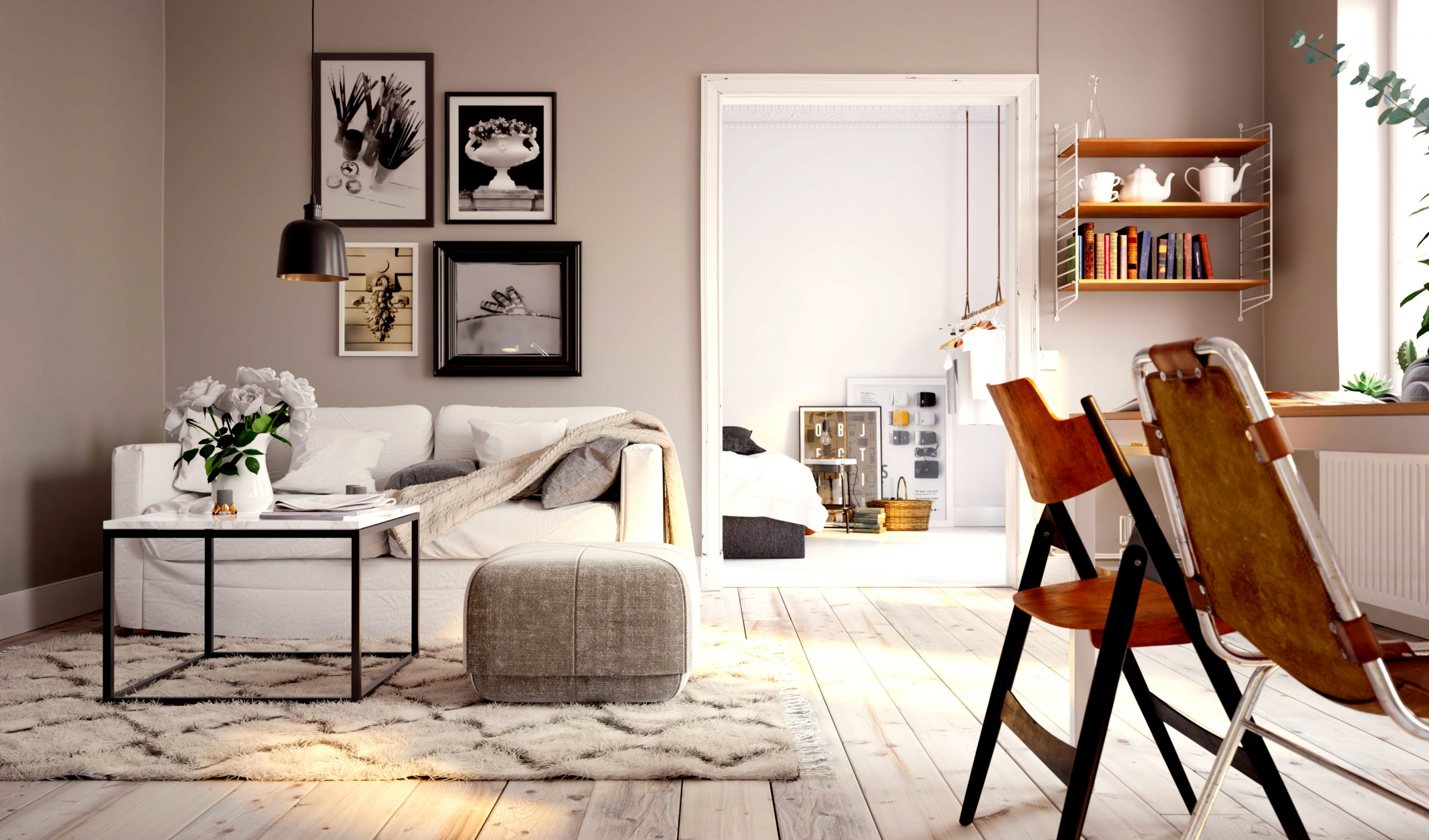 Rental Furniture Denver Colorado example setup
