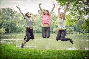Happy Women about Best Furniture Rental in Denver
